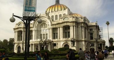 Museos en CdMx 4: Palacio de Bellas Artes