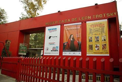 Museos en CdMx 14: Museo Casa de León Trotsky