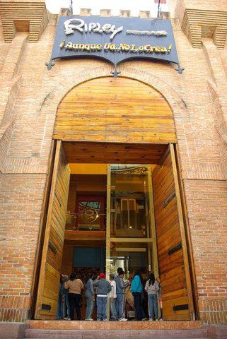 Museos en CdMx 20: Museo de Ripley / Museo de lo Increíble