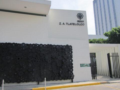 Museos en CdMx 21: Museo de Sitio Tecpan Plaza de las Tres Culturas