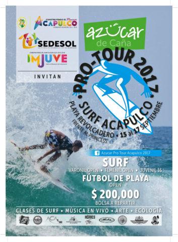 Azúcar Pro Tour Acapulco 2017