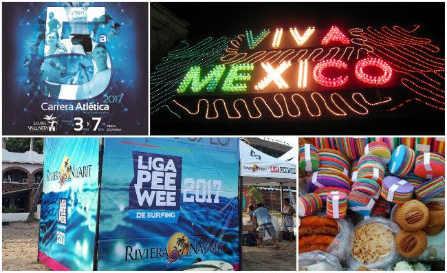 Eventos en septiembre, con tradición en la Riviera Nayarit