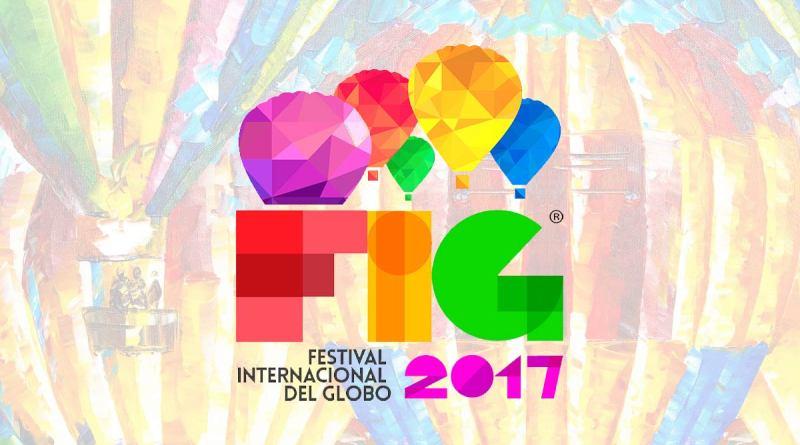 Festival Internacional del Globo en Leó