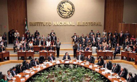 INE: Instituto Nacional Electoral