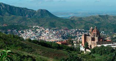 La llegada a Guanajuato de los insurgentes