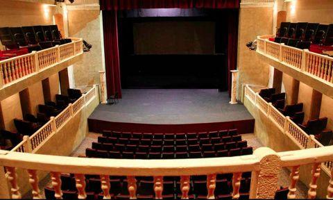 Teatro Ángela Peralta en San Miguel de Allende