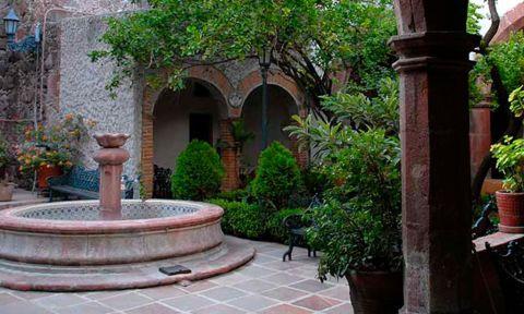 Biblioteca en San Miguel de Allende