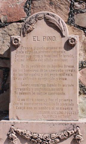 El Pino, Valle de Bravo.