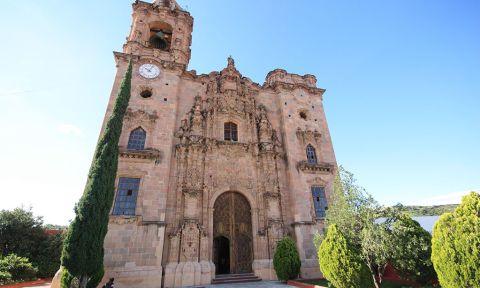 Templos en Guanajuato: San Cayetano.