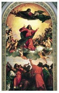 被昇天の聖母