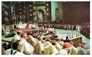 公会議の司教たち