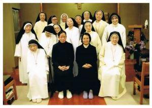 聖血礼拝修道女会聖ヨゼフ修道院