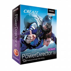 CyberLink PowerDirector Ultimate