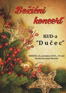 koncert ducec