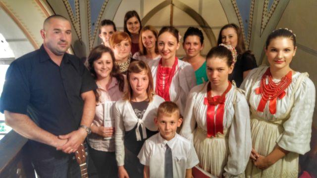 Zbor mladih župe Vukovina-01