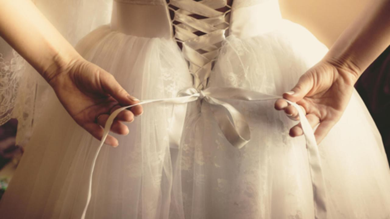 تفسير حلم لبس فستان الزفاف الابيض للعزباء ماذا يعني لبس