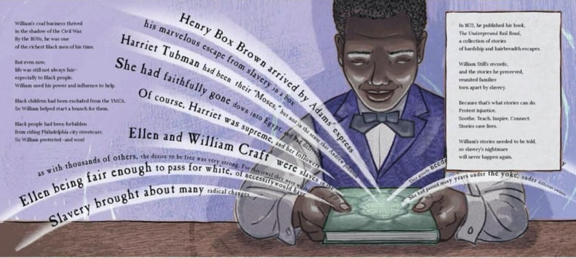 Review: William Still and His Freedom Stories - Mr. Alex's Bookshelf