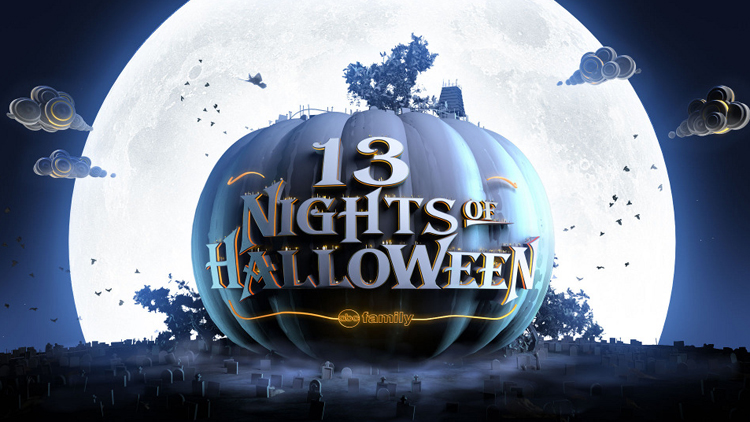 "ABC Family's ""13 Nights of Halloween"" Lineup (2015)"