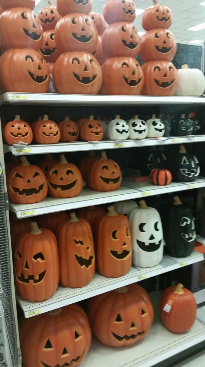 Halloween 2016 Store Sightings: Target