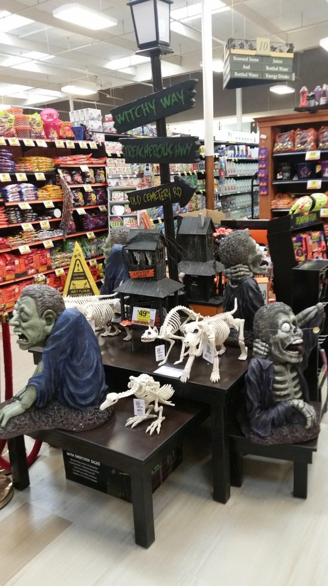 Halloween 2016 Store Sightings: Ralphs