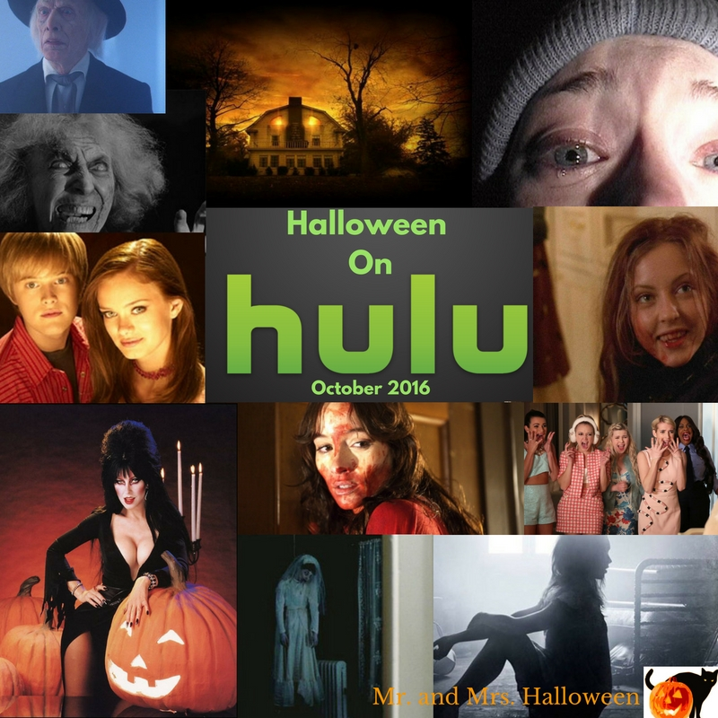 Halloween Movies & TV on Hulu: October 2016