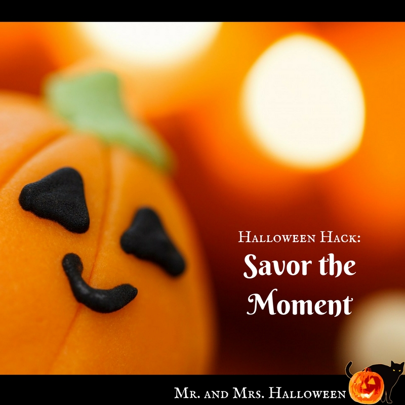 Halloween Hack: Beat Stress & Savor the Moment