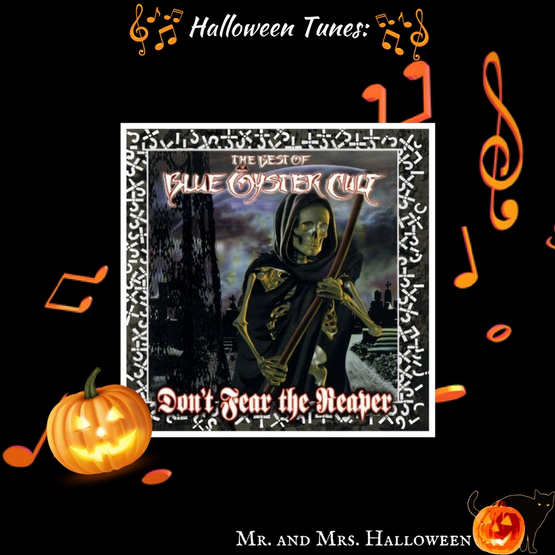 "Halloween Tunes: ""(Don't Fear) The Reaper"" - Blue Öyster Cult"