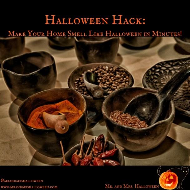 Halloween Hack Make Your Home Smell Like Halloween in Minutes Mr and Mrs Halloween