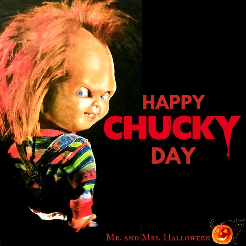 Happy Chucky Day!