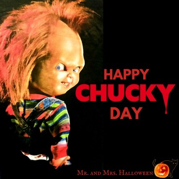 Chucky Day Child's Play