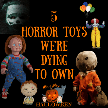Mr and Mrs Halloween Horror Toys Halloween Toys