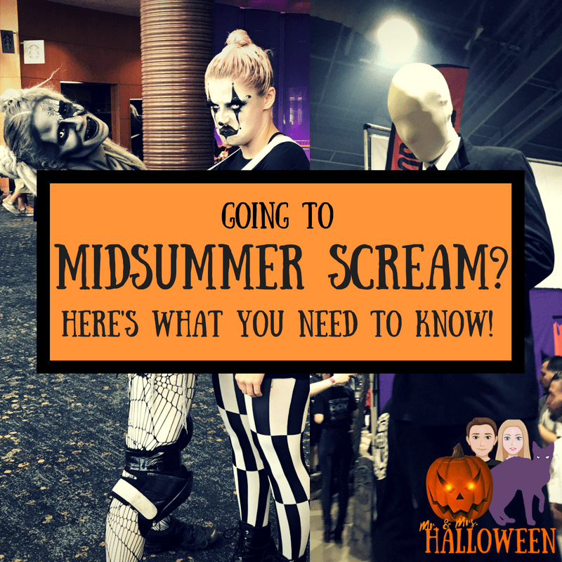 Midsummer Scream 2018? Here's What You Need To Know!