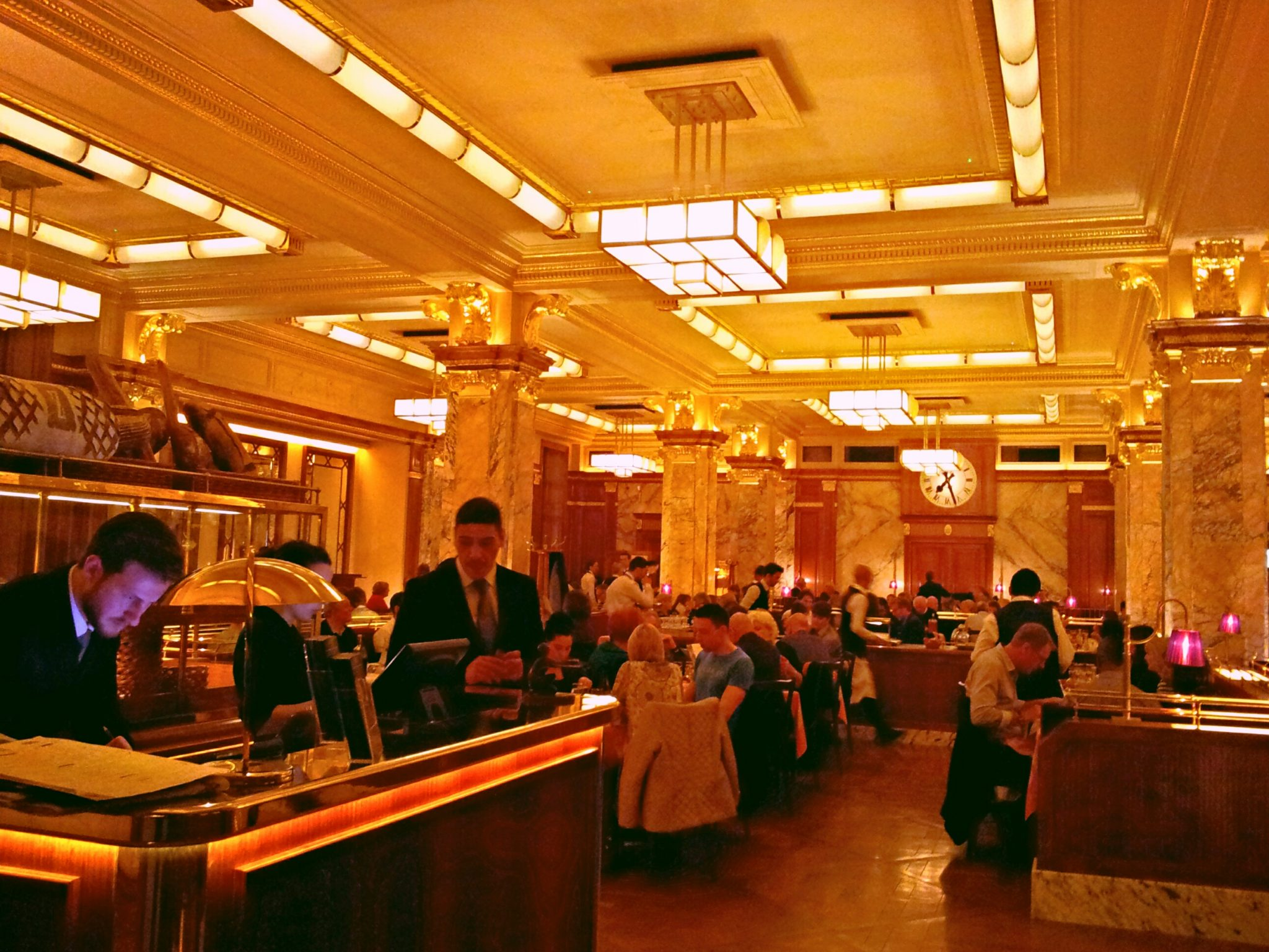 Brasserie Zedel in London - New Yorker Meets London