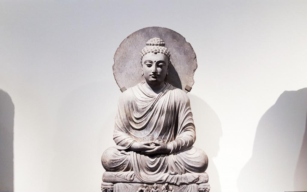 buddha V&A Museum
