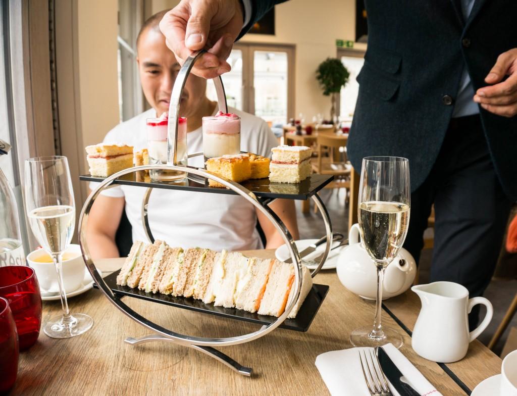 Perkin Reveller Afternoon Tea