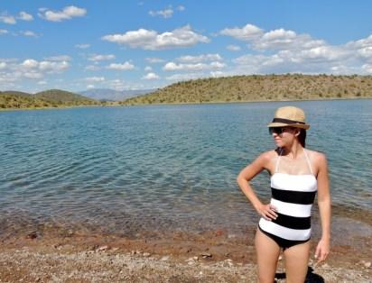 Striped Swim