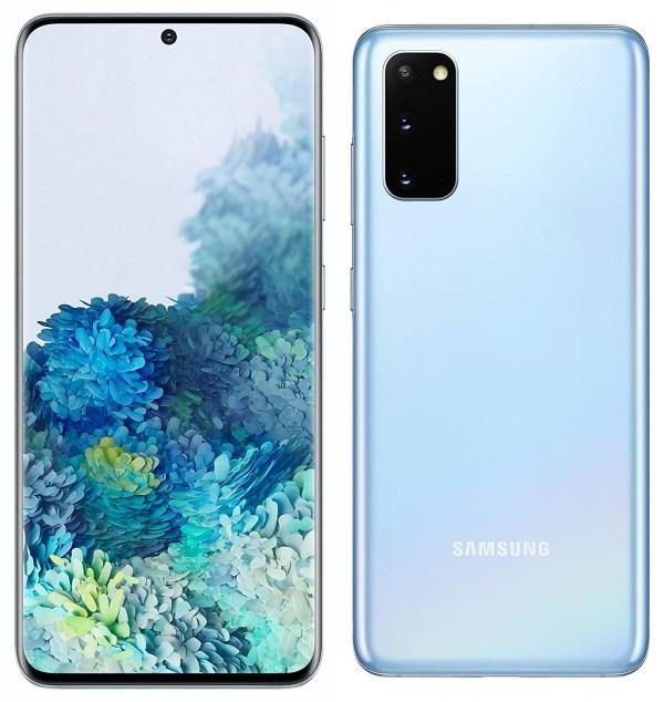 OnePlus 8 Pro vs Samsung Galaxy S20 Series 1
