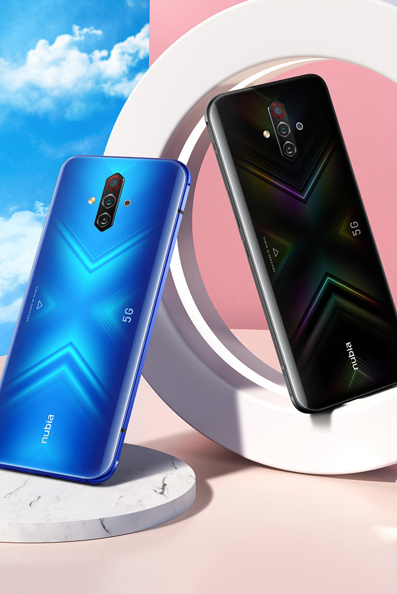 Nubia Play 5G with 144Hz display, Snapdragon 765G Announced 1
