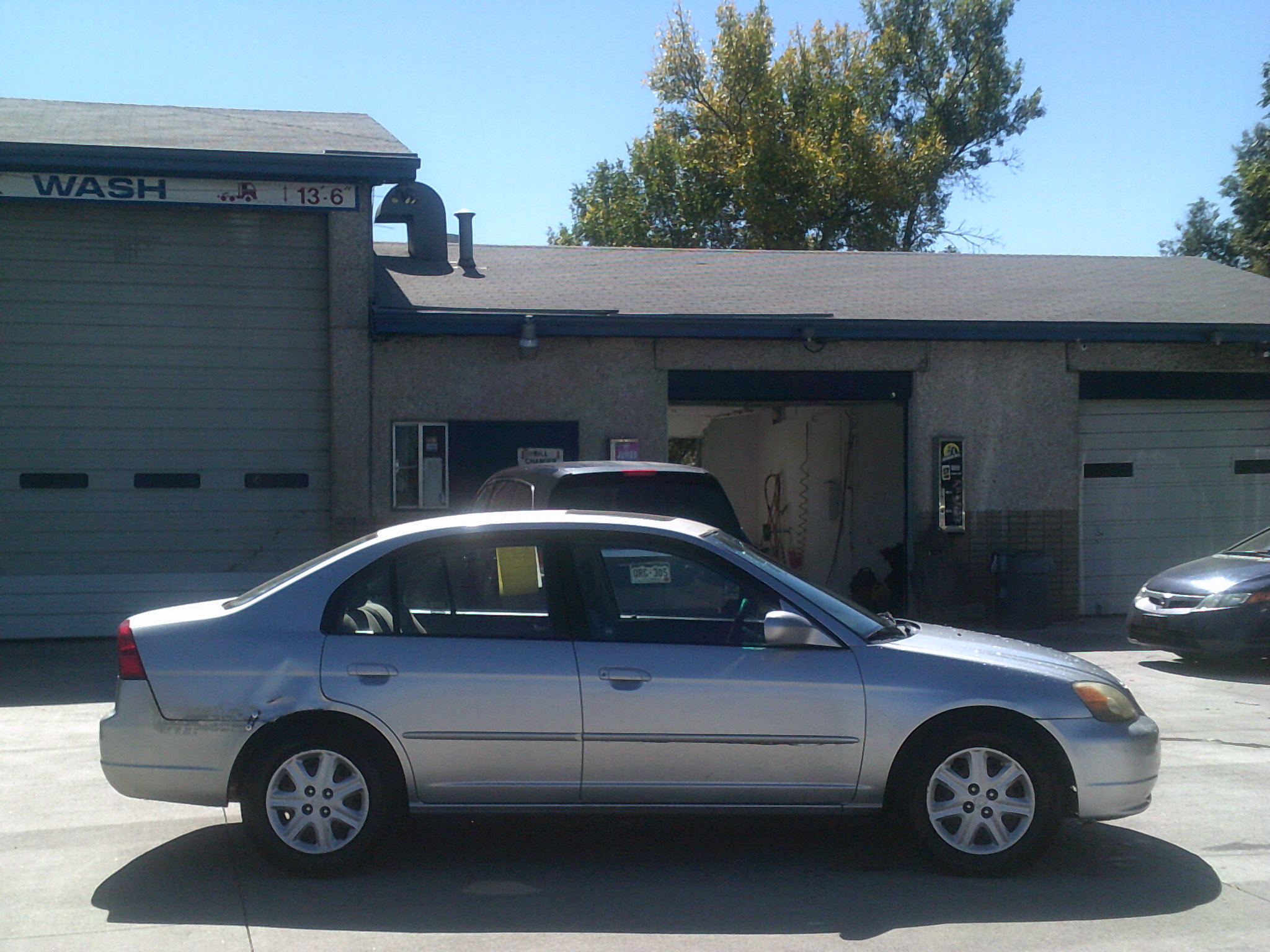 1997 honda accord wagon mpg