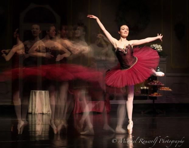 dancer in motion
