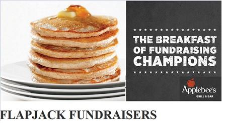 MRA February Flapjack Fundraiser