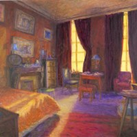 ROOMS WITH SOULS - THE ART OF CARLO COLA