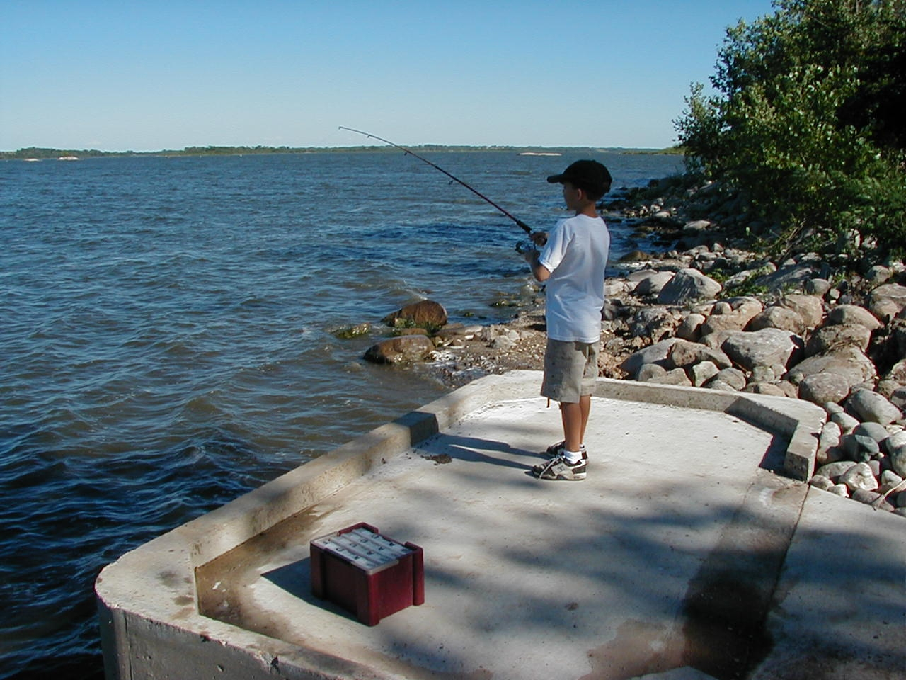 Big stone lake every county for Fishing in minnesota