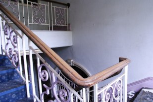 St Catherines hospital stairs 1