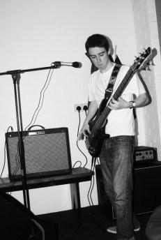 Joe black and white 6