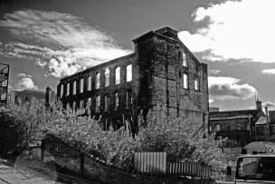 Thompsons mill - Bradford black and white 4