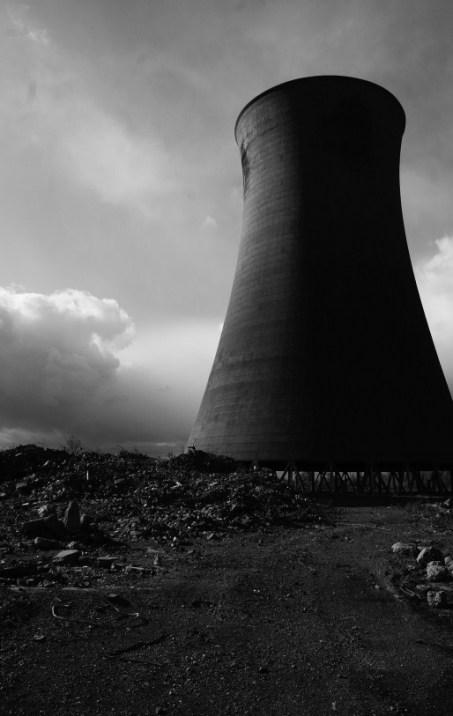 Thorpe Marsh black and white 6