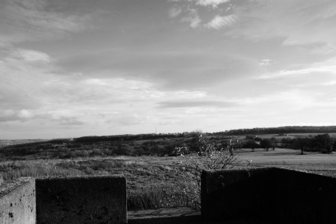 HAA Bunker Castle Hill 1