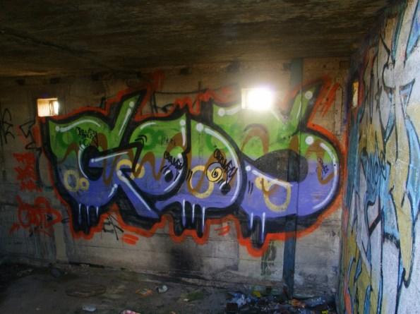 HAA Bunker Castle Hill 4