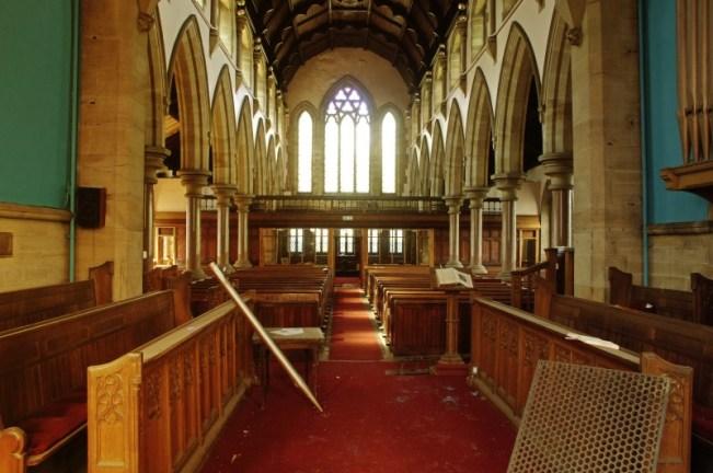 Saint Saviours Church 8